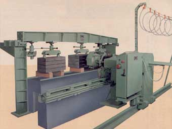 Edge polishing machines